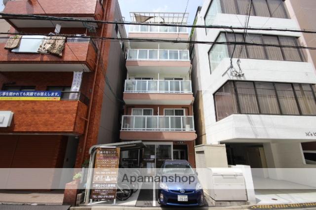 広島県広島市西区、西広島駅徒歩4分の築3年 5階建の賃貸マンション