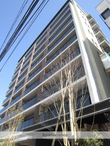 広島県広島市南区、県病院前駅徒歩3分の新築 10階建の賃貸マンション