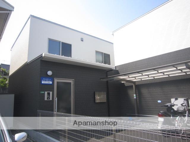 広島県安芸郡府中町、矢賀駅徒歩19分の新築 2階建の賃貸アパート