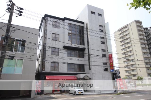 広島県広島市西区、高須駅徒歩14分の築32年 5階建の賃貸マンション