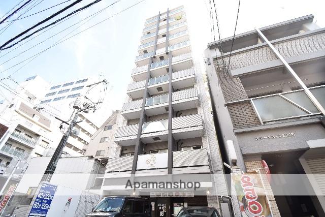 広島県広島市中区、八丁堀駅徒歩8分の築7年 11階建の賃貸マンション