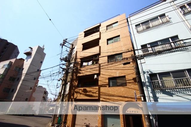 広島県広島市中区、稲荷町駅徒歩6分の築34年 5階建の賃貸マンション