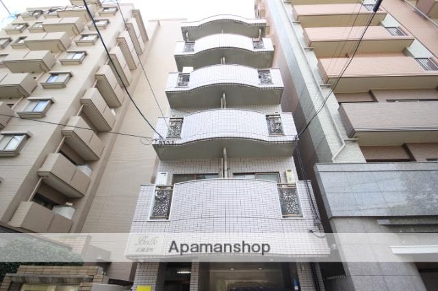 広島県広島市中区、別院前駅徒歩6分の築29年 5階建の賃貸マンション