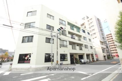 広島県広島市中区、舟入町駅徒歩10分の築33年 4階建の賃貸マンション