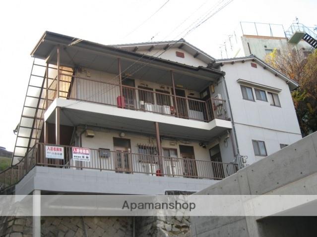 広島県安芸郡府中町、向洋駅徒歩12分の築45年 2階建の賃貸アパート