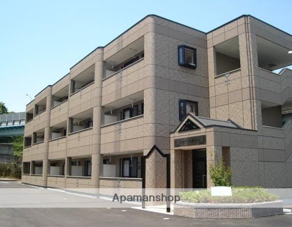 広島県広島市西区、古江駅徒歩13分の築6年 3階建の賃貸マンション