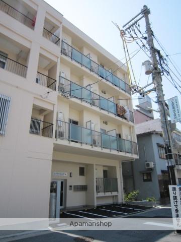 広島県広島市南区、広島港(宇品)駅徒歩6分の築7年 4階建の賃貸マンション