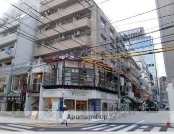 広島県広島市中区、本通駅徒歩2分の築36年 7階建の賃貸マンション