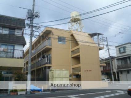 広島県広島市西区、舟入幸町駅徒歩14分の築39年 3階建の賃貸マンション