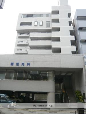 広島県広島市西区、西観音町駅徒歩13分の築26年 9階建の賃貸マンション