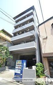 広島県広島市西区、横川駅徒歩9分の築22年 6階建の賃貸マンション