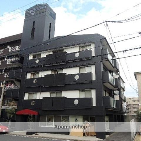 広島県広島市西区、高須駅徒歩15分の築25年 4階建の賃貸マンション