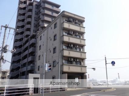 広島県広島市西区、東高須駅徒歩16分の築24年 6階建の賃貸マンション