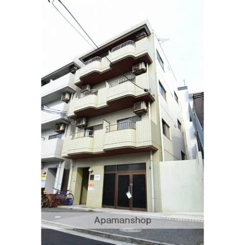 広島県広島市南区、天神川駅徒歩12分の築28年 4階建の賃貸マンション