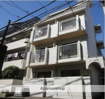 広島県広島市南区、天神川駅徒歩12分の築27年 4階建の賃貸マンション