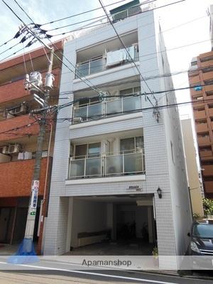 広島県広島市中区、日赤病院前駅徒歩12分の築29年 4階建の賃貸マンション