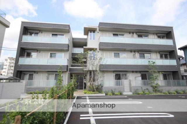 広島県広島市安佐南区、安芸矢口駅徒歩19分の築2年 3階建の賃貸マンション