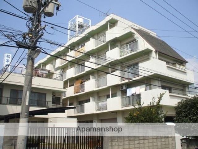 広島県広島市中区、舟入南町駅徒歩20分の築31年 5階建の賃貸マンション