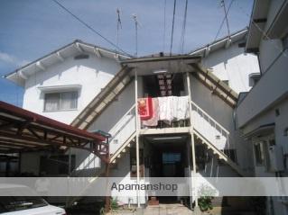 広島県広島市安佐南区、下祇園駅徒歩13分の築45年 2階建の賃貸アパート