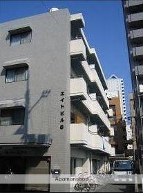 広島県広島市西区、横川一丁目駅徒歩5分の築34年 4階建の賃貸マンション