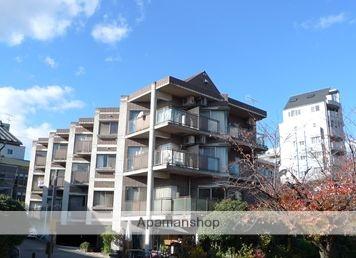 広島県広島市中区、白島駅徒歩12分の築23年 3階建の賃貸マンション