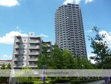 広島県広島市安佐南区、伴中央駅徒歩28分の築19年 31階建の賃貸マンション
