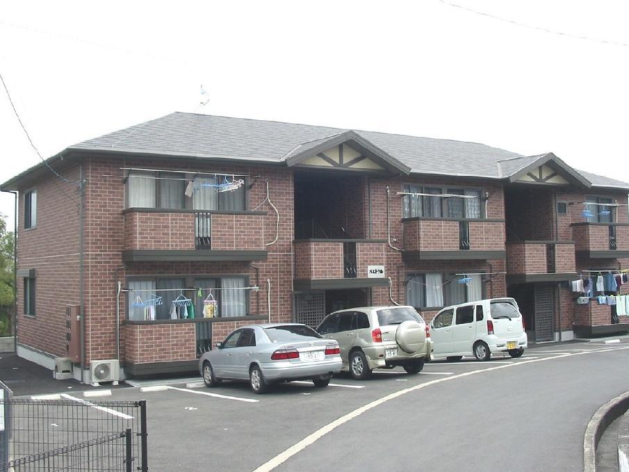 広島県広島市安佐南区、安芸長束駅徒歩26分の築14年 2階建の賃貸アパート