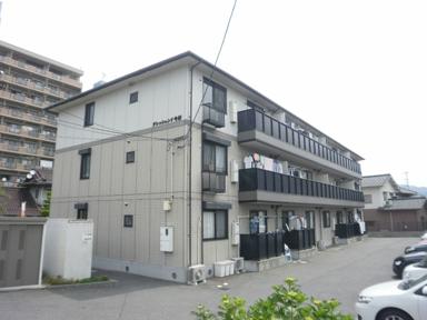 広島県広島市安佐南区、下祇園駅徒歩7分の築17年 3階建の賃貸アパート