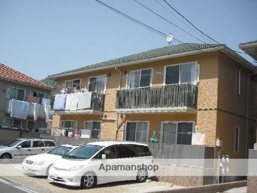広島県広島市安佐南区、下祇園駅徒歩17分の築10年 2階建の賃貸アパート