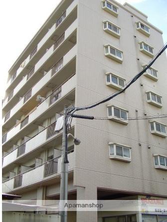 広島県広島市中区、舟入幸町駅徒歩6分の築27年 7階建の賃貸マンション
