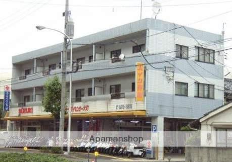 広島県広島市安佐南区、大町駅徒歩6分の築23年 3階建の賃貸マンション