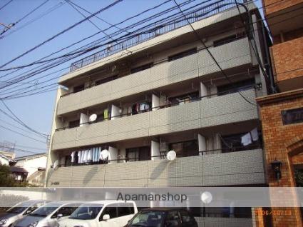 広島県広島市西区、横川駅徒歩16分の築31年 4階建の賃貸マンション