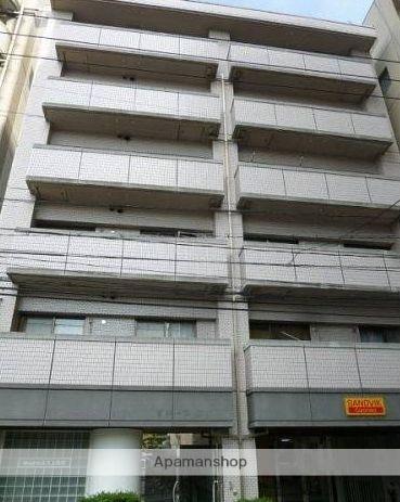 広島県広島市中区の築26年 6階建の賃貸アパート
