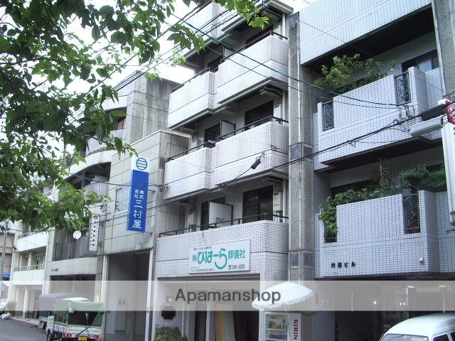 広島県広島市中区、別院前駅徒歩5分の築30年 5階建の賃貸マンション