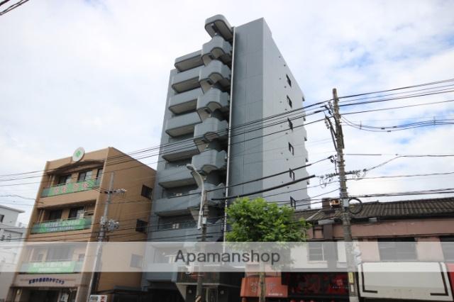広島県広島市西区、高須駅徒歩14分の築10年 9階建の賃貸マンション