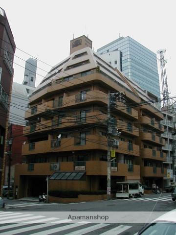 広島県広島市中区、稲荷町駅徒歩5分の築30年 8階建の賃貸マンション