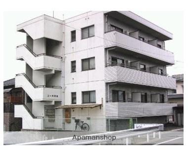 広島県広島市安佐南区、古市橋駅徒歩13分の築30年 3階建の賃貸マンション