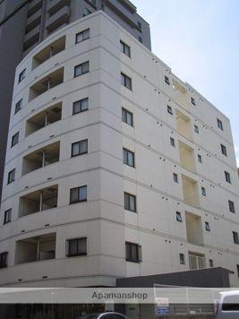 広島県広島市中区、女学院前駅徒歩5分の築22年 7階建の賃貸マンション