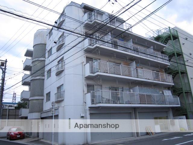 広島県広島市西区、横川一丁目駅徒歩12分の築37年 5階建の賃貸マンション