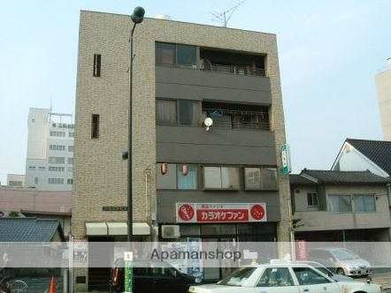 広島県広島市東区、広島駅徒歩7分の築35年 4階建の賃貸マンション