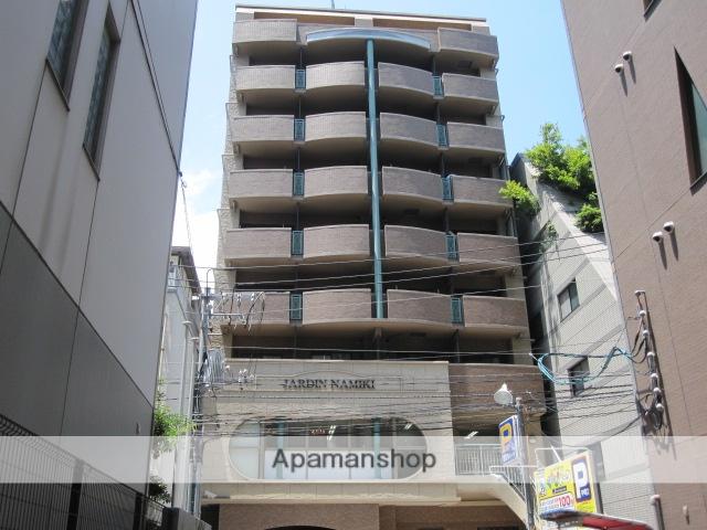 広島県広島市中区、本通駅徒歩8分の築16年 9階建の賃貸マンション