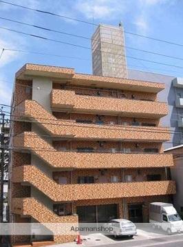 広島県広島市西区、横川駅徒歩7分の築31年 5階建の賃貸マンション