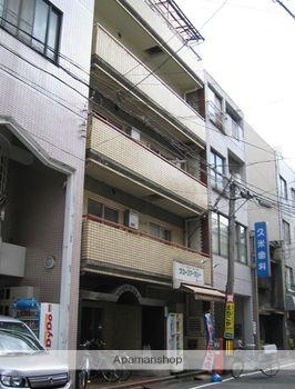 広島県広島市中区、稲荷町駅徒歩9分の築33年 8階建の賃貸マンション