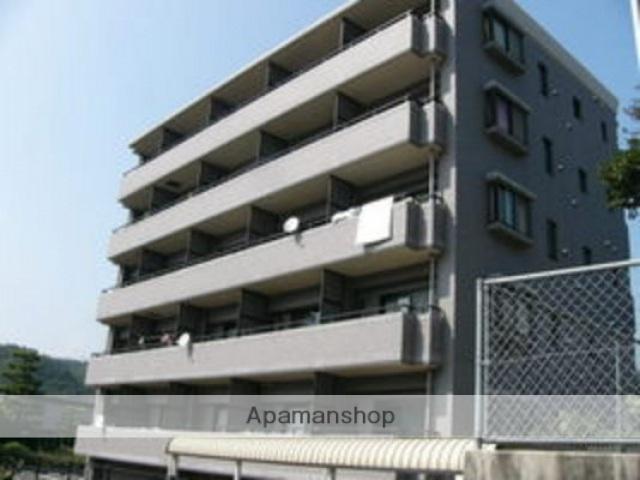 広島県広島市安佐南区、大町駅徒歩15分の築16年 5階建の賃貸マンション