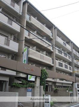 広島県広島市中区、本川町駅徒歩9分の築27年 5階建の賃貸マンション
