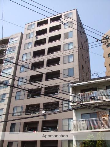 広島県広島市中区、胡町駅徒歩10分の築20年 11階建の賃貸マンション