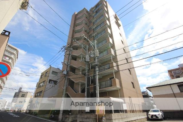広島県広島市西区、西広島駅徒歩5分の築14年 10階建の賃貸マンション