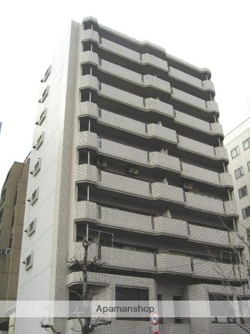広島県広島市中区、袋町駅徒歩5分の築38年 10階建の賃貸マンション