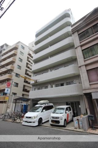 広島県広島市西区、横川駅徒歩7分の築25年 9階建の賃貸マンション