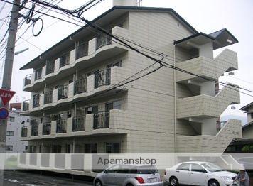 広島県広島市西区、広電西広島(己斐)駅徒歩14分の築23年 4階建の賃貸マンション